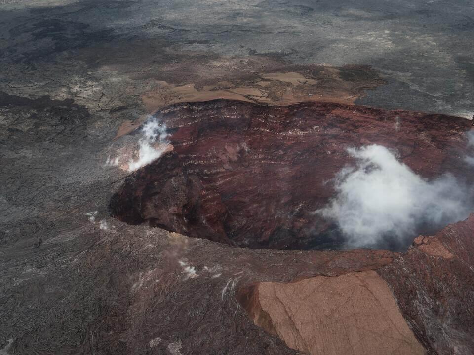 הר געש בהוואי