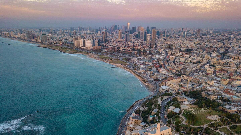 תל-אביב מלמעלה