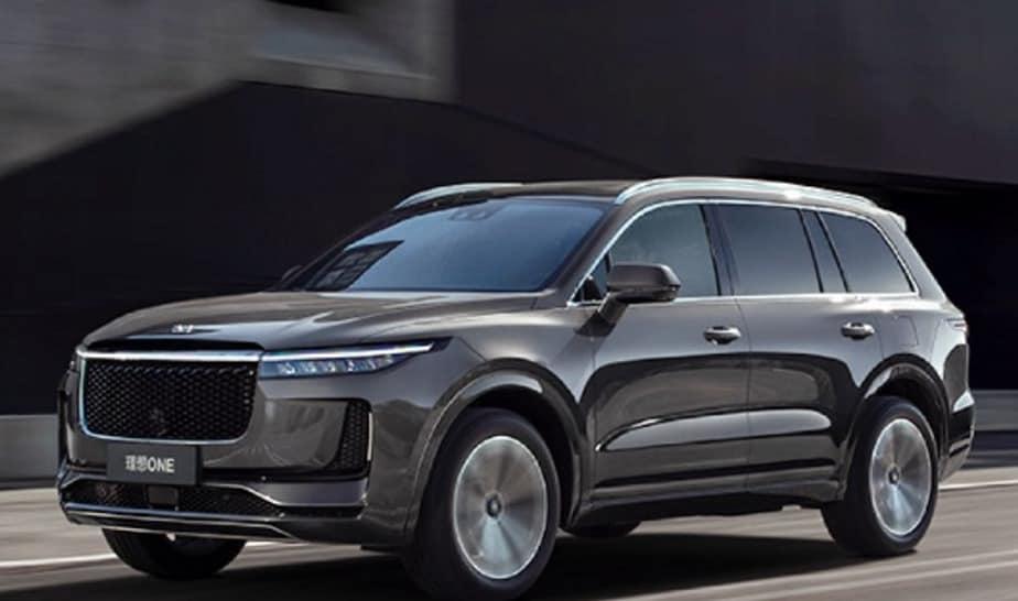 דגם ה-SUV הבודד של יצרנית הרכבים הסינית LI