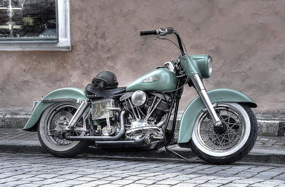 אופנוע של הארלי-דיוידסון