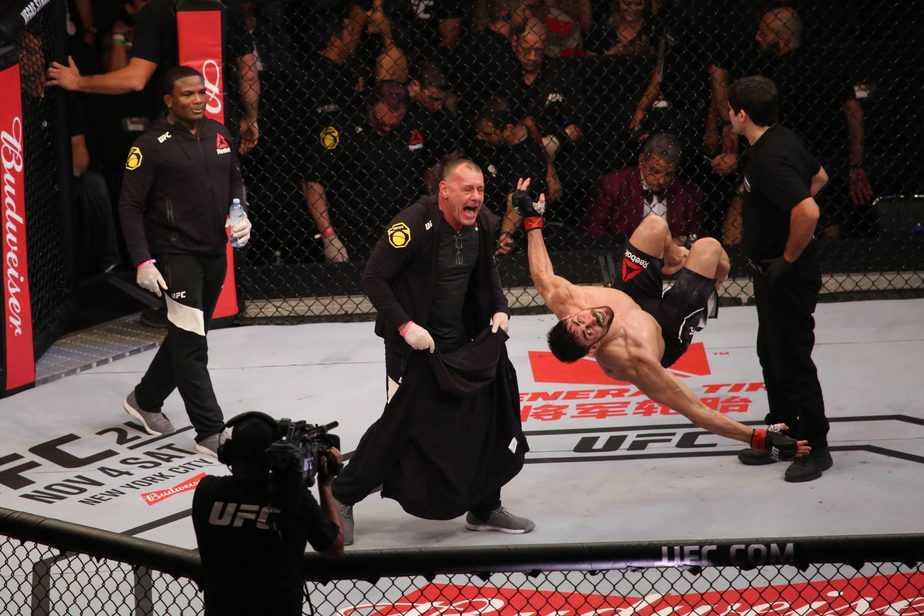 קרב ב-UFC