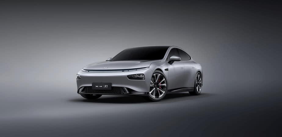 העיצוב של הרכבים שלה והטכנולוגיה המתקדמת פשוט נראים טוב מדי מכדי להתעלם מהם, Xpeng P7