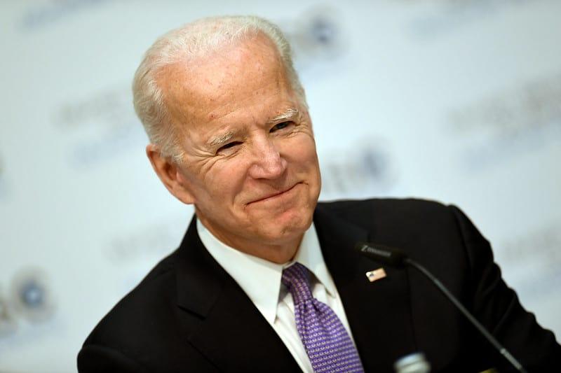 """ג'ו ביידן נשיא ארה""""ב"""