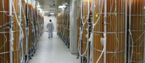 אחד ממתקני החהרה לייצור תאים צימחיים