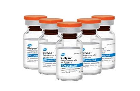 התרופה Elelyso, המוצר המסחרי היחידי שפרוטליקס הצליחה להביא אי פעם לשוק