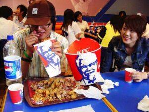 KFC סין, אחת מרשתות המזון של חברת יאם!