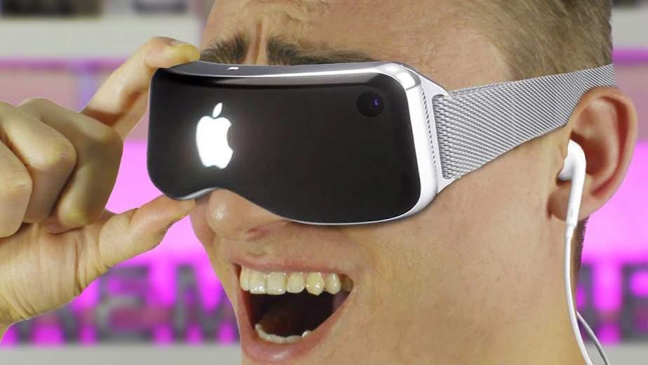 משקפי המציאות הרבודה של אפל