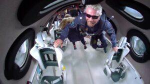 ריצ'רד ברנסון, המנצח הגדול של המרוץ לחלל של המיליארדרים