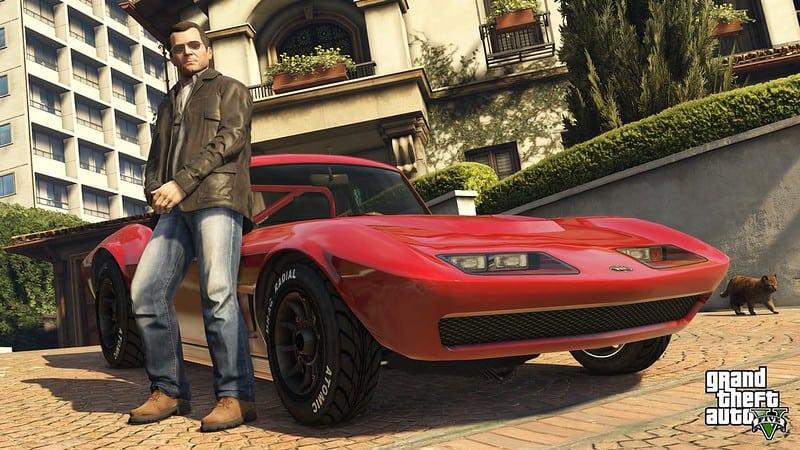 "GTA V, אחד ממשחקי הוידאו הנמכרים בהיסטוריה. פותח ע""י טייק 2"