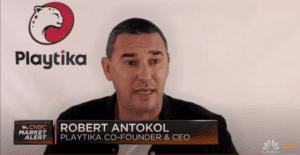 """רוברט אנטוקול, מנכ""""ל ומייסד החברה"""