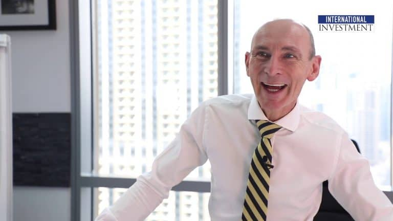 "נייג'ל גרין, מייסד ומנכ""ל קבוצת deVere"